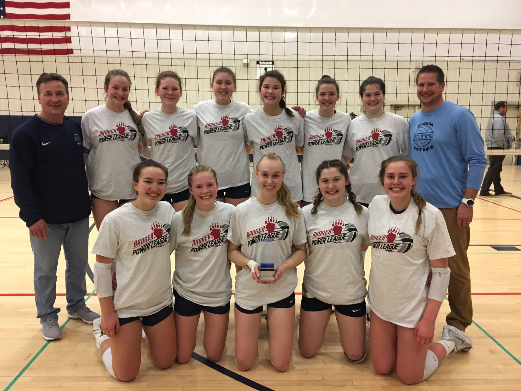 Badger Region Volleyball Association Badger Region Power League